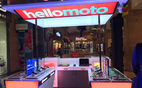 store in india motorola opens offline exclusive motohub stores in india