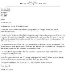 Junior Interior Designer Job Description Best Junior Graphic Designer Cover Letter 29 On Cover Letter
