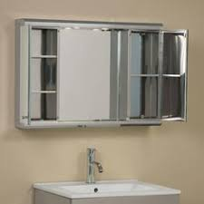 Lighted Medicine Cabinet With Mirror Delview Stainless Steel Medicine Cabinet With Lighted Mirror