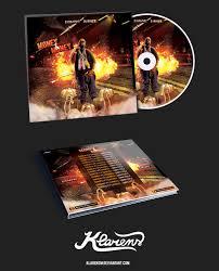 Hip Hop Mixtape Album Cd Cover Free Psd Template By Klarensm On Free Cd Template