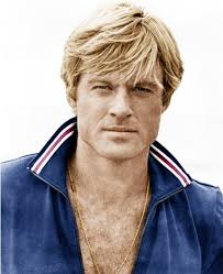 when did robert redford get red hair robert redford remembers the films that made him a legend ew com
