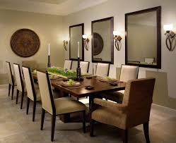 Mirror Dining Table by Dining Room Mirror Ideas Wooden Dining Table Chandelier Standing
