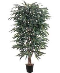 trees artificial plants for less overstock