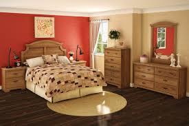 decoration maison chambre coucher comment réussir un décor chêtre south shore meubles