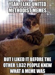 United Methodist Memes - i like united methodist memes