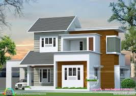 215 square feet in meters clean and simple modern house kerala home design bloglovin u0027