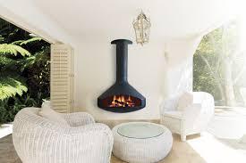focus fires indoor u0026 outdoor suspended fireplaces european home