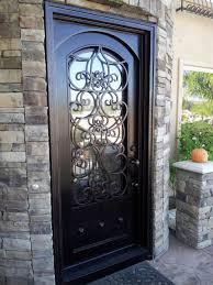 custom wrought iron doors doors in san diego ca las vegas los