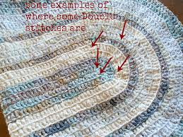 Fabric Rug Rag Rugs For Sale