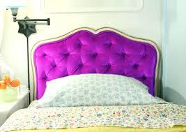 headboard purple tufted headboard like this item twin purple