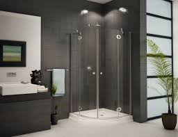 fashionable exquisite dark colored bathroom design concepts for