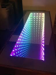 led coffee table diy les proomis