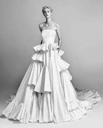 Gorgeous Wedding Gowns Martha Stewart by 100 Black And White Wedding Dresses Thinking About Wearing