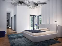 unusual ceiling fans wide master bed installed under unique ceiling fans at modern