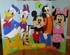 Mickey Mouse Photo Booth Mickey Mouse Clubhouse Photobooth From Tri Fold Boards Liams