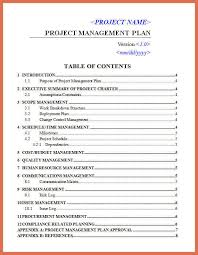 project plan example innovative example of project plan templates