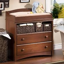 Wood Changing Table South Shore Sweet Morning Changing Table Royal Cherry Hayneedle