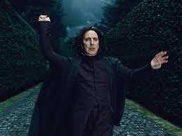 the best of alan rickman as snape in harry potter