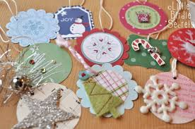 christmas gift tag exchange easy christmas gift idea little
