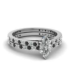 marquise cut wedding set marquise wedding sets fascinating diamonds