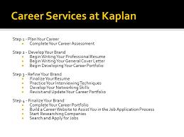 kaplan higher education optimal resume eliolera com