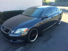 modified lexus is300 ca 2006 lexus gs430 clean title modified clublexus lexus