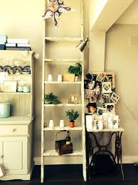 desk white build a leaning ladder wall bookshelf free and bookcase