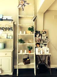 Diy Shelf Leaning Ladder Wall by Desk White Build A Leaning Ladder Wall Bookshelf Free And Bookcase