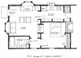 apartments cool garage apartment plans floor detached studio
