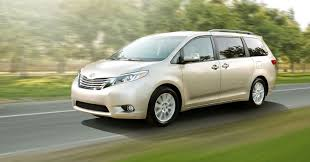 lexus minivan 2015 2015 toyota sienna minivans recalled over assist grips slashgear