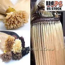 keratin bond hair extensions keratin bond hair extensions ebay