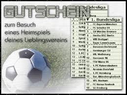 Fc Bayern Gutschein Vorlage by Gutschein Bild Gutschein00105