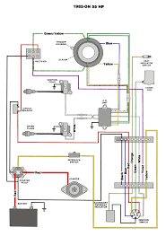 astonishing wiring diagram for 115 mercury outboard motor gallery