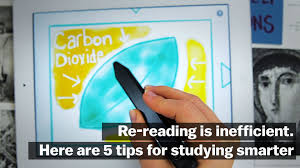 re reading is inefficient here are 8 tips for studying smarter vox