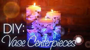 Flower Vases Centerpieces Diy Vase Centerpieces Youtube