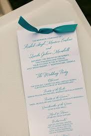 Magazine Wedding Programs 17 Best Wedding Programs Images On Pinterest Wedding Programs