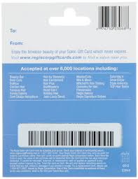 amazon com regis salon gift card 25 gift cards