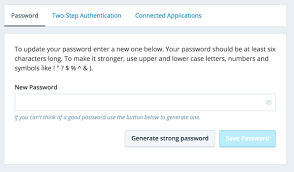 passwords u2014 support u2014 wordpress com