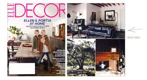 ellen degeneres home decor 2013 press sightings corbin bronze
