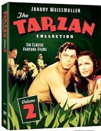 dvd savant review the tarzan collection starring johnny
