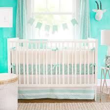 Zebra Print Baby Bedding Crib Sets Aqua Zebra Crib Bedding Set Rosenberryrooms