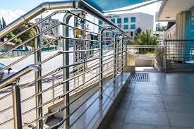 Steel Banister Rails Tips Of Installing And Cleaning Stainless Steel Handrails