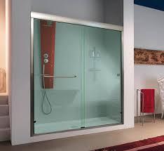3 Panel Shower Door Bathtub Doors Home Depot Frameless Hinged Tub Door Sliding 3 Panel