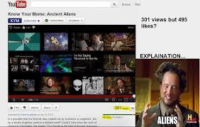 Aliens Meme Video - image 283340 ancient aliens know your meme