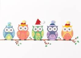 23 best christmas owls images on pinterest christmas owls merry