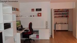 espace bureau création d un espace bureau dans un séjour repensé décoratrice d