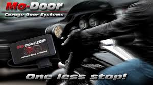mo door garage door remotes for motorcycles youtube