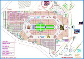 Gardens Mall Map Omaxe Connaught Place Mall In Greater Noida Shops And Office Space