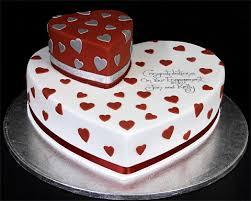 engagement cakes engagement cakes engaged hearts cake crustncakes online cake