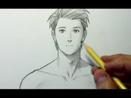 how to draw the neck u0026 shoulders male youtube